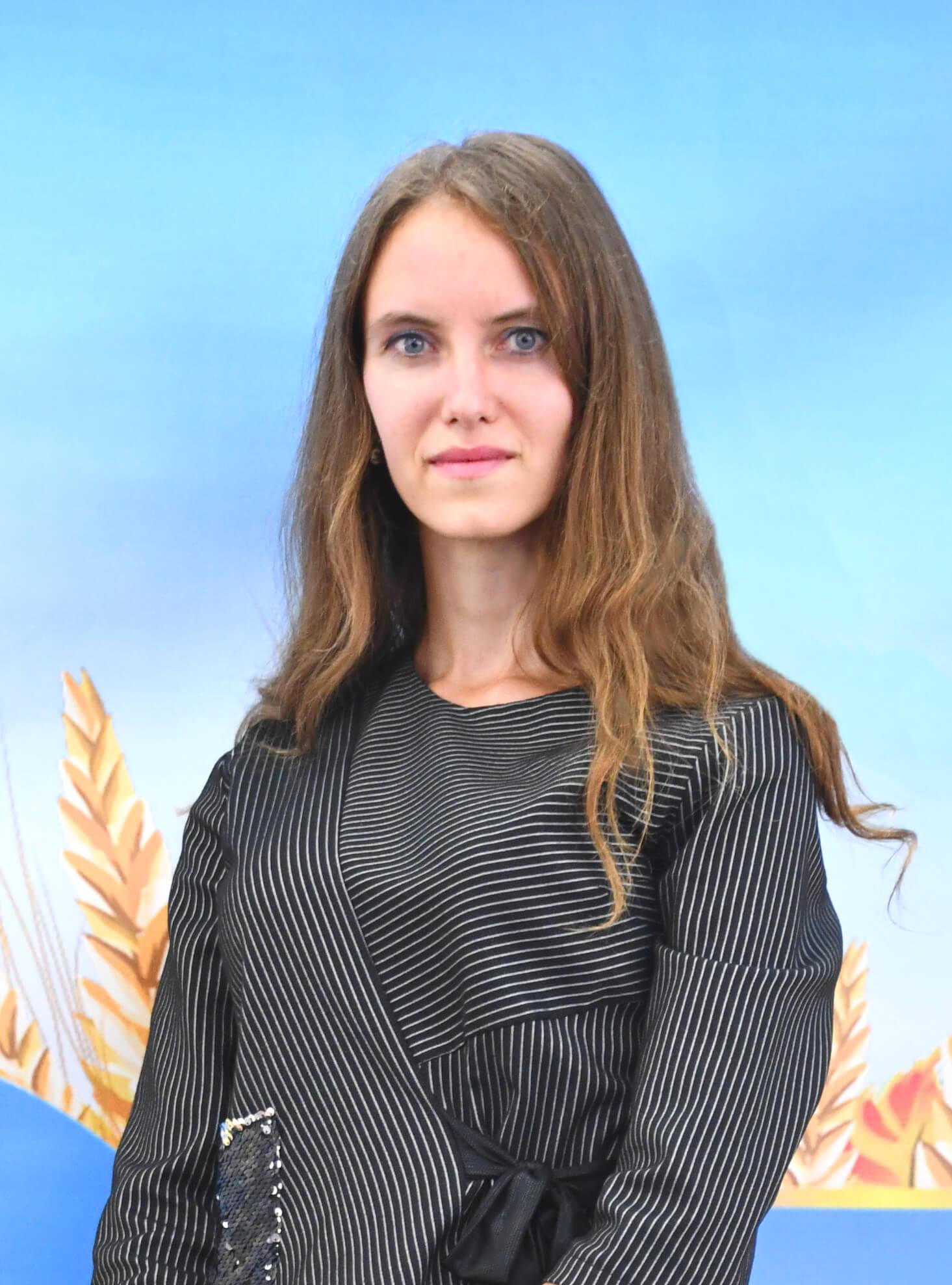 Сергійчук Вікторія Валеріївна